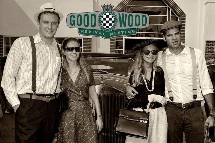 Goodwood Revival 2014