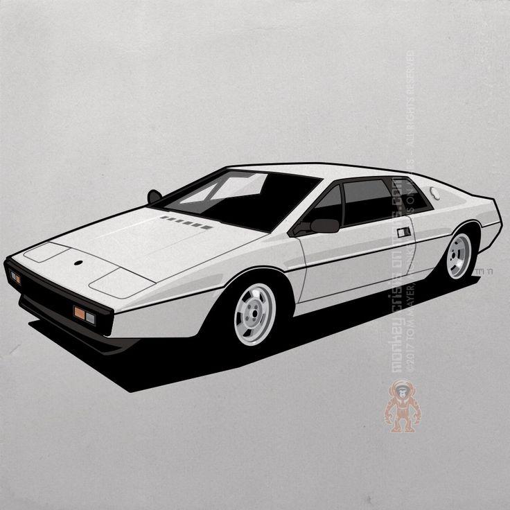 Proton Car Wallpaper: 25+ Best Ideas About Lotus Esprit On Pinterest