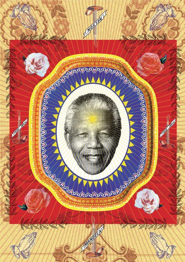 Design Annotator: Creative Entrepreneurs and Mandela's Legacy Posters – plus Men with Beards : Marklives!com