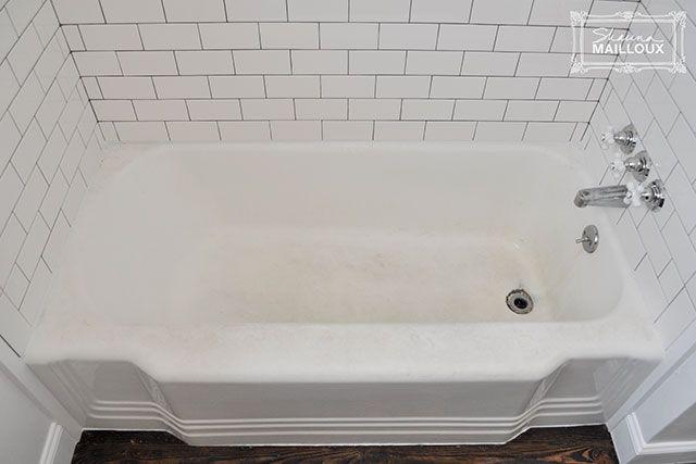 Bathtub Refinishing Kit For DIY Bathtub Re Do