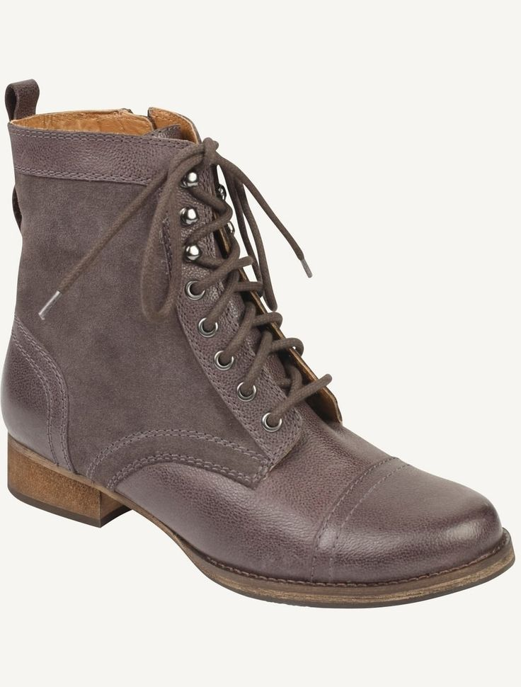 Been searching for grey lace ups!