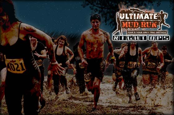 9 cool & unusual races: #1 the ultimate mud run
