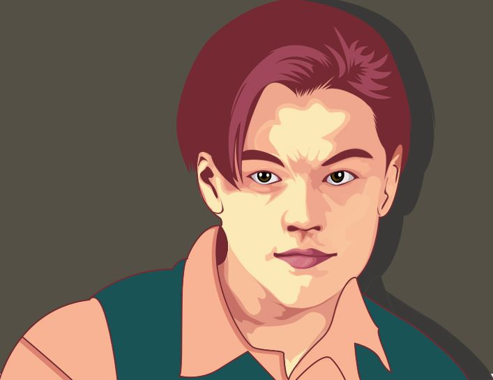 Hey everyone. Today i we will show you how to create vector portrait in illustrator cc. To work with layer, pen tool, fill color and more.  Hepefully useful and enjoy!