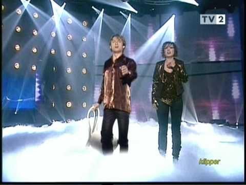 Rúzsa Magdi & Kaszás Attila - Fényév távolság (klipp)