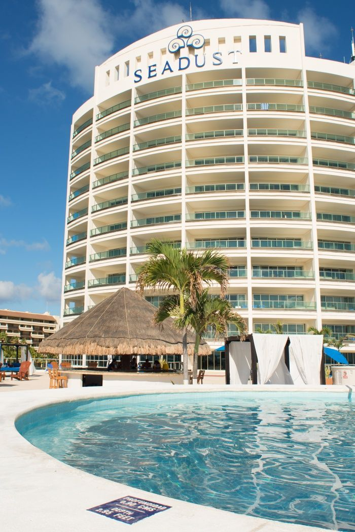 Seadust Cancun Family Resort Opens New Guest Portal Https Www Breakingtravelnews Com News Article Seadust C In 2020 Cancun Family Resort Family Resorts Cancun Family