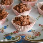Dolcetti+cioccolato+riso+soffiato+e+nocciole