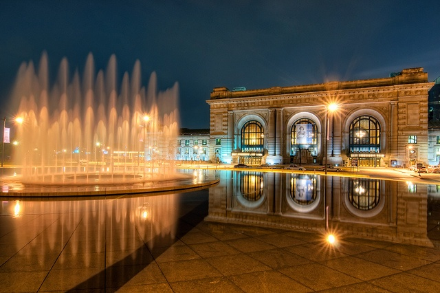 Union Station - Kansas City I have been here and neeeeeeeeeed!!!!!!!!!!! To make a movie here!
