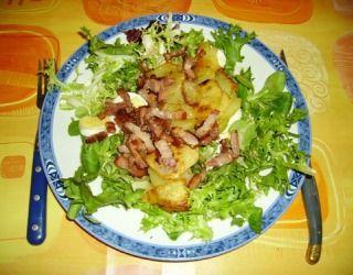 Recette - Salade vosgienne | 750g