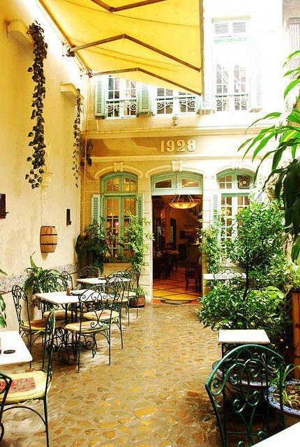 Green Tangerine French Restaurant, Hanoi, Vietnam