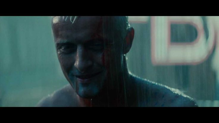 "Blade Runner - Final scene, ""Tears in Rain"" Monologue (HD), Roy Batty/Rutger Hauer, Rick Deckard/Harrison Ford & Gaff/Edward James Olmos (1982)"