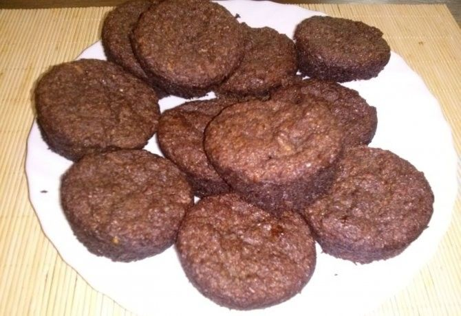 Lenmaglisztes muffin recept képpel. Hozzávalók és az elkészítés részletes leírása. A lenmaglisztes muffin elkészítési ideje: 33 perc