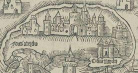 16th century dreams: Thomas More. Land of Utopia