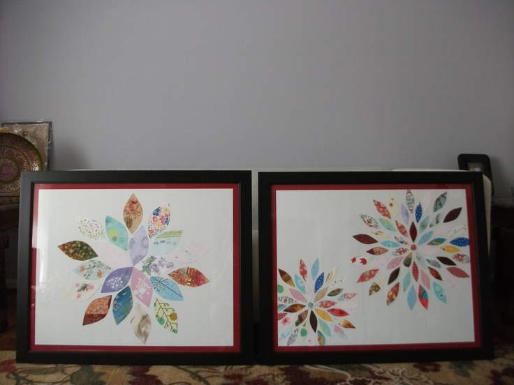 Christmas Card Wall Decor : Best images about recycle old greeting cards on