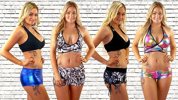 Juicee Peach launches innovative fitness wear Australia website this 2015