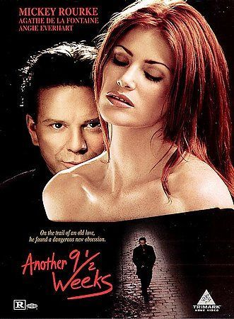 Mickey Rourke Angie Everhart Another 9 1/2 Weeks 1998 DVD Full Frame Version