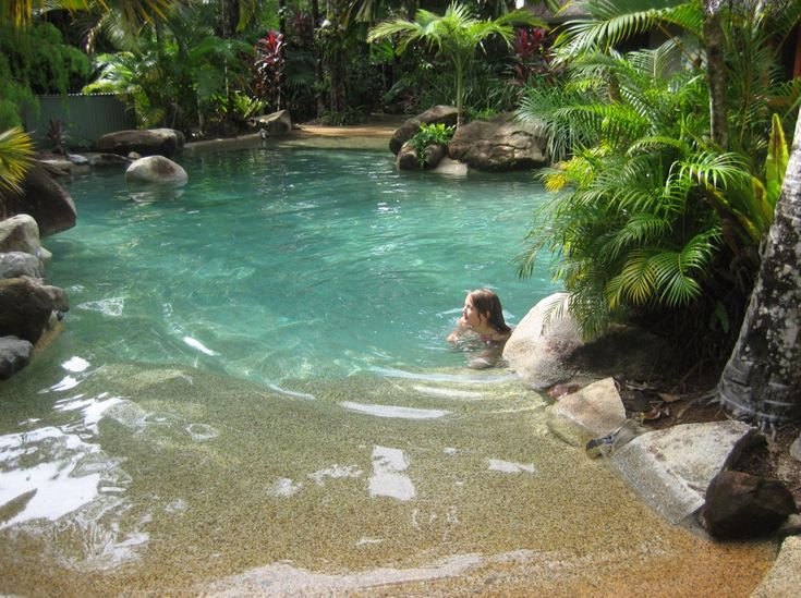 51 best images about natural swimming pools on pinterest for Koi in paddling pool