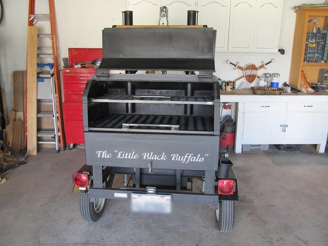 12 best images about utility trailer mods on pinterest for Harbor freight fishing cart