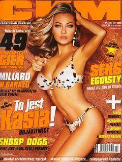 Magdalena Mazur nago, Playboy, CKM