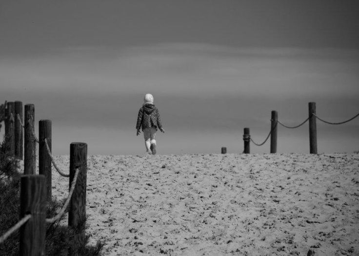 lost in a dune
