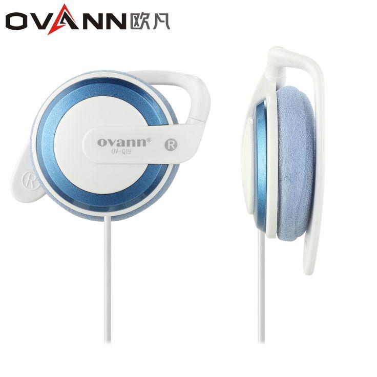 OV-Q19 High Quality Earhook Headphones Free Shipping  $15.60