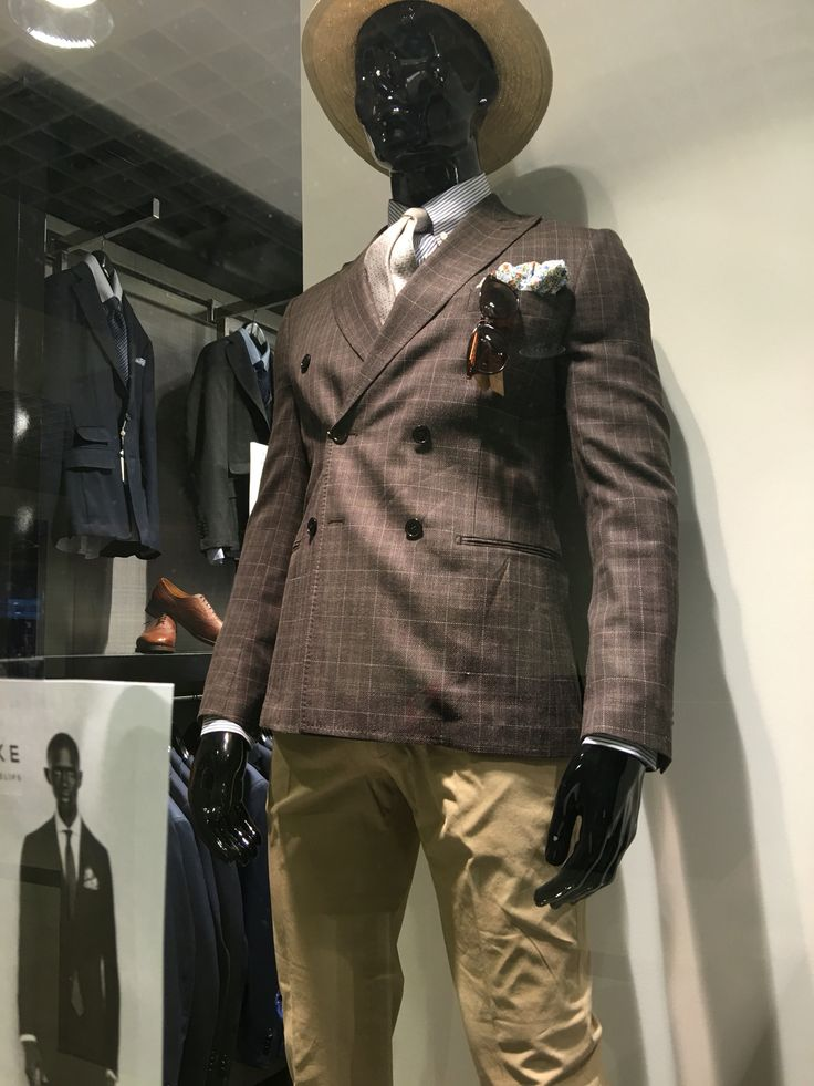 Wow.    real men clothes....
