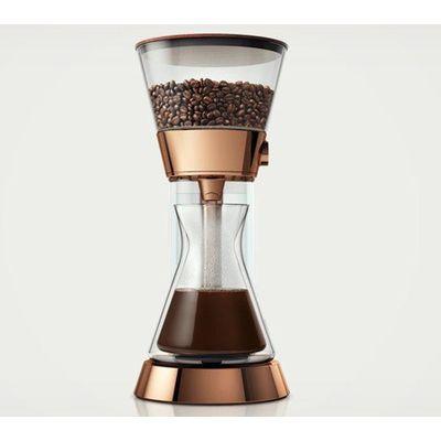 Poppy Pour-Over, une machine à café artisanale et connectée