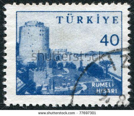 Turkiye Stamp