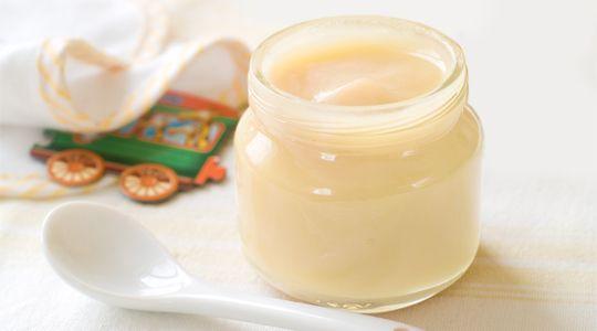 recette creme vanille pour bébés http://www.grandiravecnathan.com/recettes/petite-creme-vanille.html