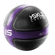 SKLZ Chrome 15 lb Medicine Ball - Dick's Sporting Goods