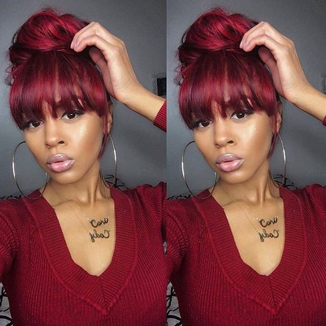 146 best Relaxed Hair Tips, Tricks, & Styles images on Pinterest
