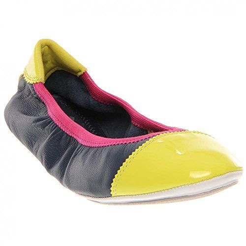 Puma Kitara Toe Cap Womens Leather Ballet Flats Shoes ** For more  information, visit image link.