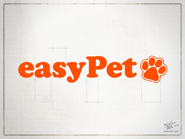 easyPet - Playing with logo    [no copyright infringement intended]