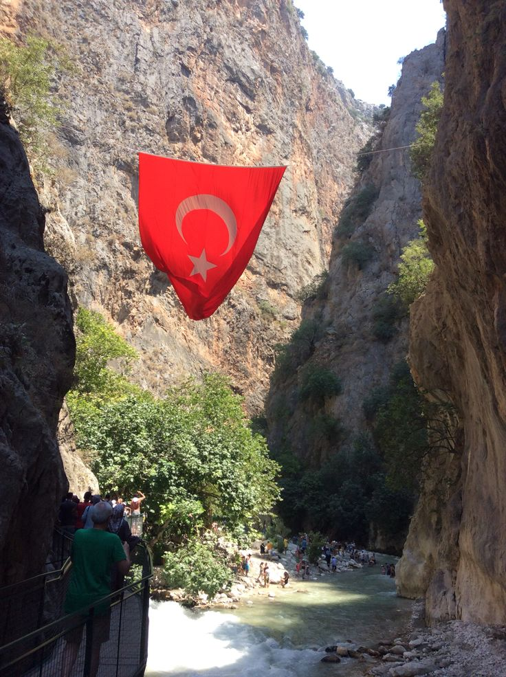 Saklıkent/Fethiye /Türkiye
