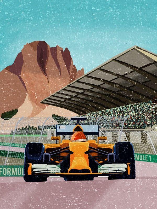 Formula 1 Prints Uk