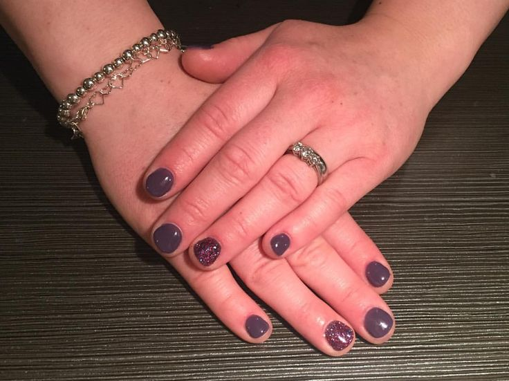 """No8 Nails (@no8nails) on Instagram: """"Gelish Dip Met My Match and #Party Girl Problems #gelishdip #metmymatch  #partygirlproblems"""""""