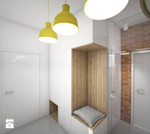Aranżacje wnętrz - Hol / Przedpokój: Wnętrza domu jednorodzinnego w Brzozowie - Hol / przedpokój, styl minimalistyczny - MOJO pracownia projektowa. Przeglądaj, dodawaj i zapisuj najlepsze zdjęcia, pomysły i inspiracje designerskie. W bazie mamy już prawie milion fotografii!