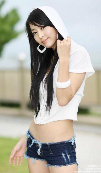 Cute Korean Race Queen Seo Yu Jin Korea Cute My