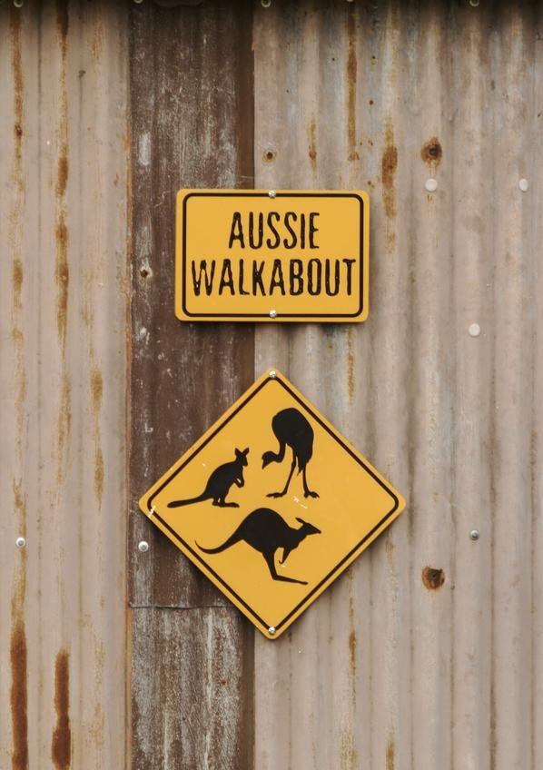 Aussie Walkabout