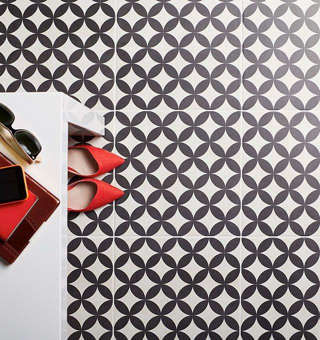 11 Best Feature Floor Tiles Images On Pinterest Glass Tiles