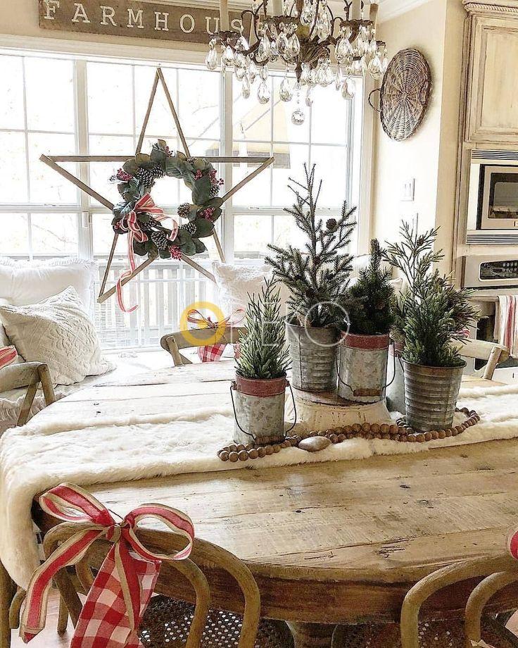 weihnachtsdeko basteln f r den tisch ideen 2019 wohntrends pinterest weihnachtstisch. Black Bedroom Furniture Sets. Home Design Ideas