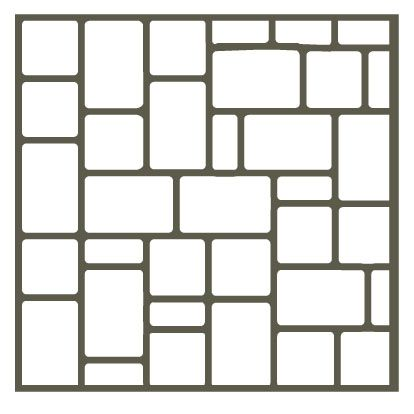MODULAR PAVER PATTERN | CHOICE PATTERNS