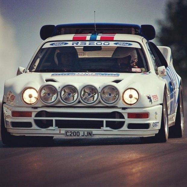 Lendas do WRC: Ford RS200, o carro mais incrível a nunca vencer nada no Mundial de Rali