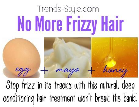 how to stop curly hair from getting frizzy