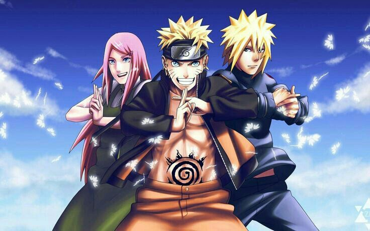 Collection of naruto hd wallpapers