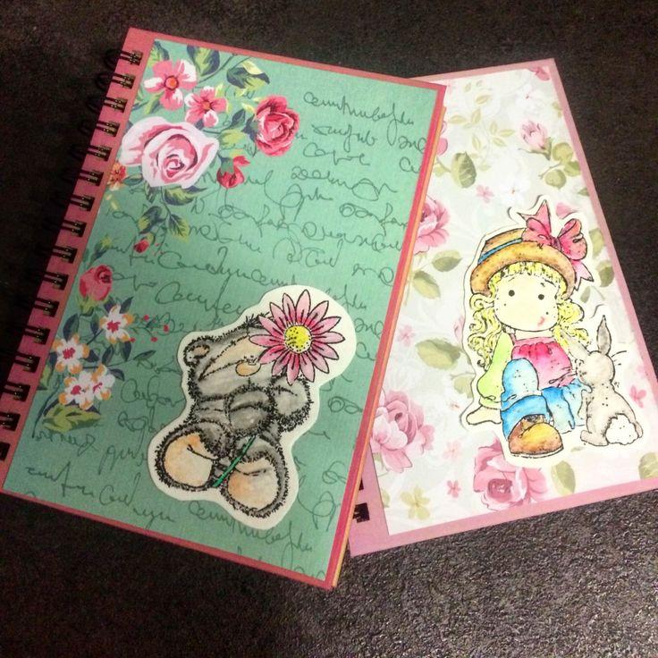Inspiracyjne notesiki :)