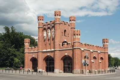 Koningsberg, Kaliningrad, Russia