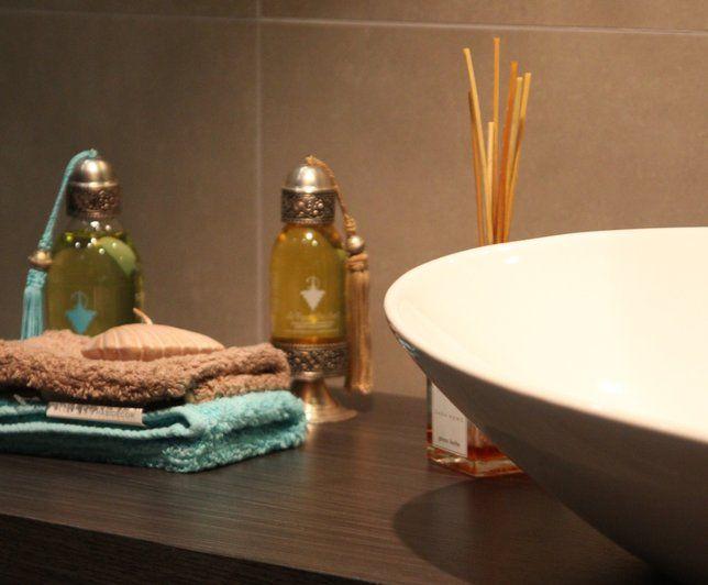 Photo Deco : Salle de bains  Blanc    Ambiance Salle de bains