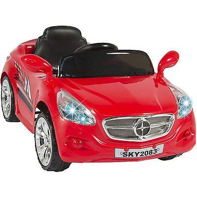 Ride-on-Car-Kids-RC-Car-Remote-Control-Electric-Power-Wheels-W-Radio-MP3-Red