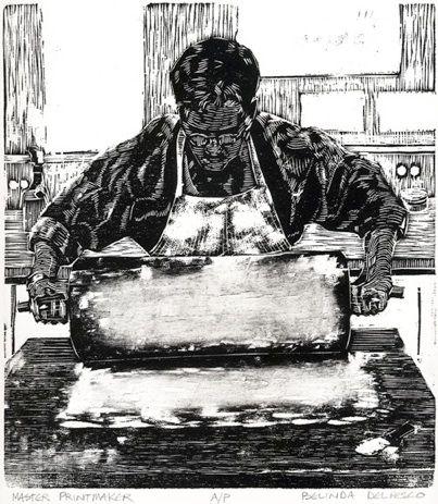 BELINDA DEL PESCOMaster Printmaker