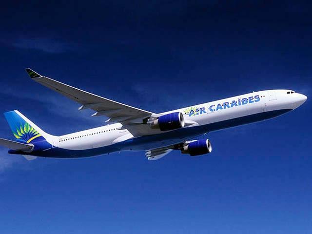 Air Caraïbes : des promos pour les classes Affaires et Premium